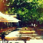 Golgatha biergarten im