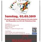 Schafkopf plakat 2019