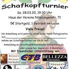Schafkopfturnier 28.03.2020