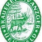 Brauerei logo hirsch