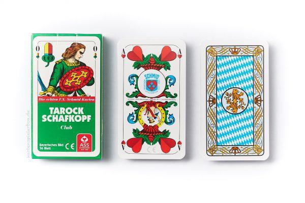 Schafkopfkarten von ASS Altenburger