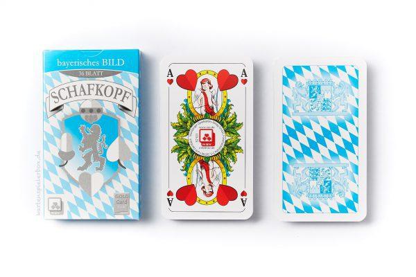 Schafkopfkarten von Nürnberger-Spielkarten